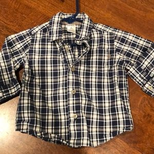 Other - 6 month button down top